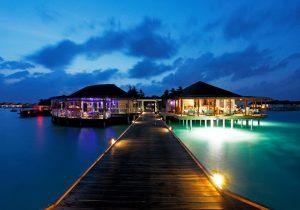 Restorans, Centara Ras Fushi Maldives