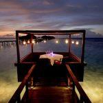 Romantik Akşam Yemeği, Lily Beach Maldivler