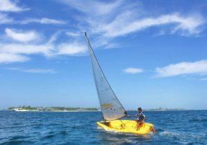 Rüzgar Sörfü, Paradise Island Resort Maldives