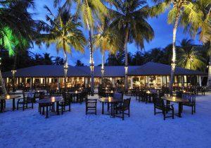Sahil Restoran, Sun Island Resort Maldives