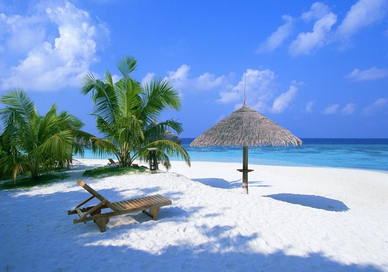 Şezlong, Paradise Island Resort Maldives
