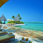Şezlonglar, Four Seasons Kuda Huraa Maldives