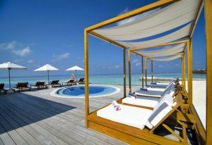 Şezlonglar, Lily Beach Maldivler