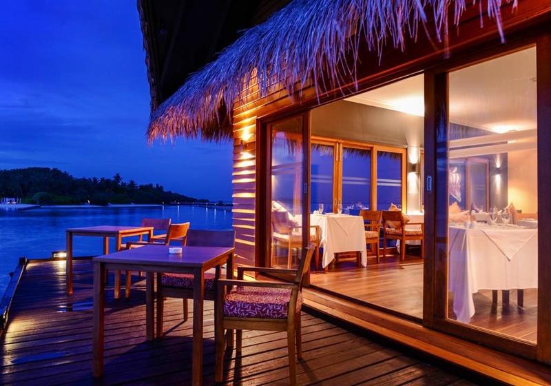 Sigara İçme Alanları, Adaaran Select Hudhuranfushi Maldives