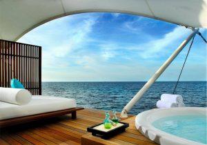 Spa, W Retreat Maldives