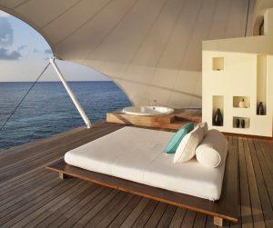 Spa, W Retreat, Maldivler