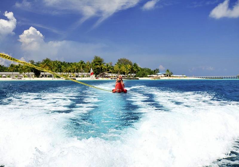 Su Sporları, Centara Ras Fushi Maldives