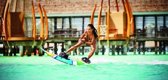 Su Sporları, Lux Resort Maldivler