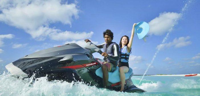 Su Sporları, Sun Island Resort Maldives