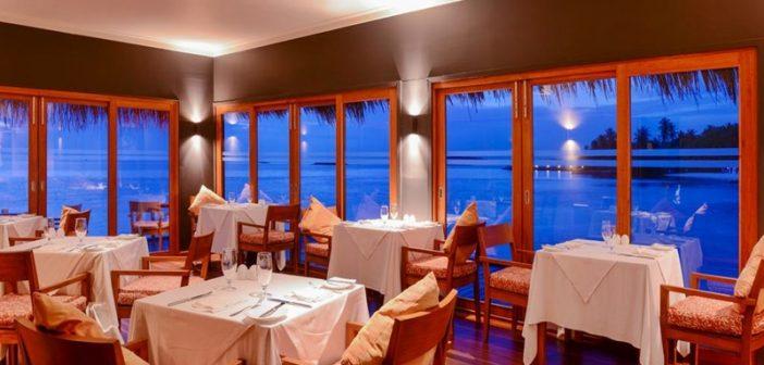 Su Üstü Restoran, Adaaran Select Hudhuranfushi Maldives