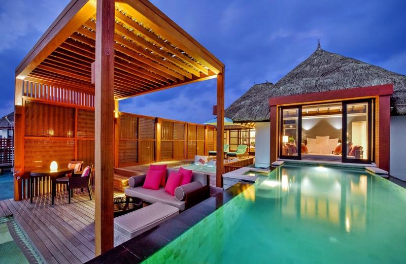 Su Üstü Villa, Four Seasons Kuda Huraa Maldives