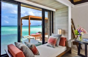 Su Üstü Villa, Four Seasons Kuda Huraa Maldivler