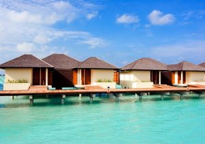 Su Üstü Villa, Paradise Island Resort Maldives