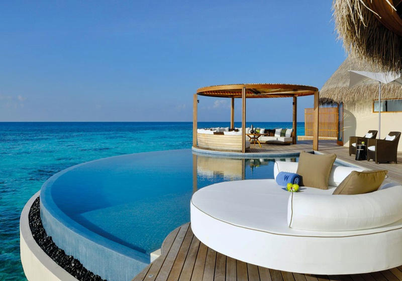 Su Üstü Villa, W Retreat Maldives