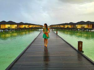 Tatilciler, Paradise Island Resort Maldives