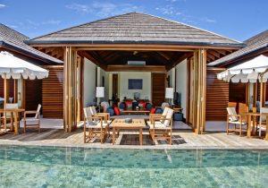 Villa, Paradise Island Resort Maldivler