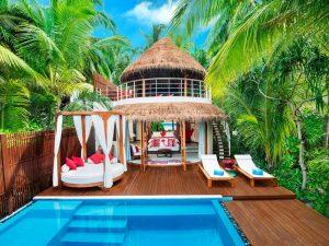 Villalar, W Retreat, Maldivler
