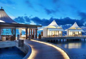 W Retreat, Maldivler