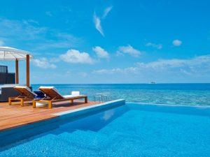 W Retreat, Maldivler Manzarası
