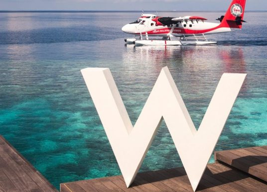 W Maldives Retreat Resort & Spa, Maldivler