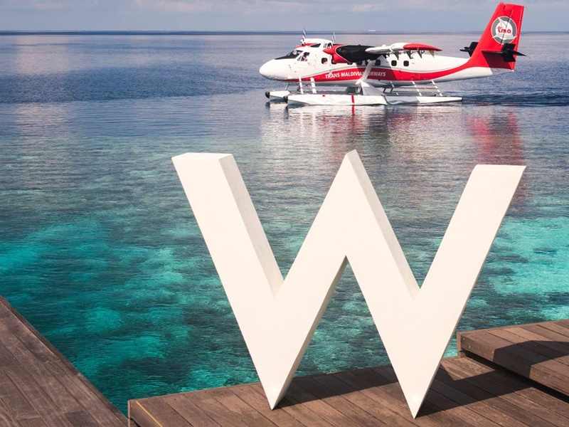 W Retreat Resort & Spa, Maldivler