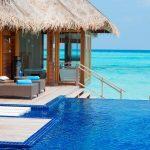 Water Bungalow Lux Resort Maldivler
