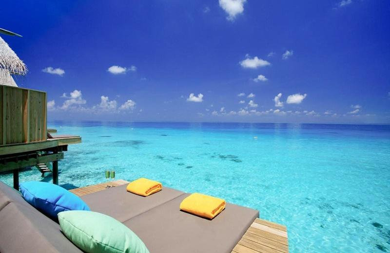 Water Villa, Centara Ras Fushi Maldives