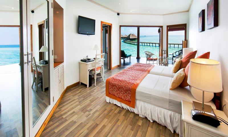 Water Villa, Adaaran Club Rannalhi Maldives
