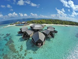 Water Villa, Lily Beach Resort Maldivler