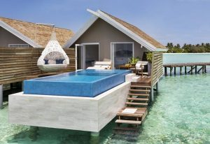 Water Villa, Lux Resort Maldivler