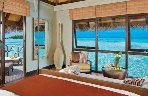 Water Villa Oda, Four Seasons Kuda Huraa Maldives