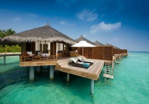 Water Villa, Paradise Island Resort Maldivler