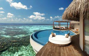 Water Villa, W Retreat Maldives