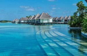 Water Villas, Four Seasons Kuda Huraa Maldives