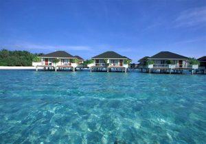 Water Villas, Paradise Island Resort Maldives