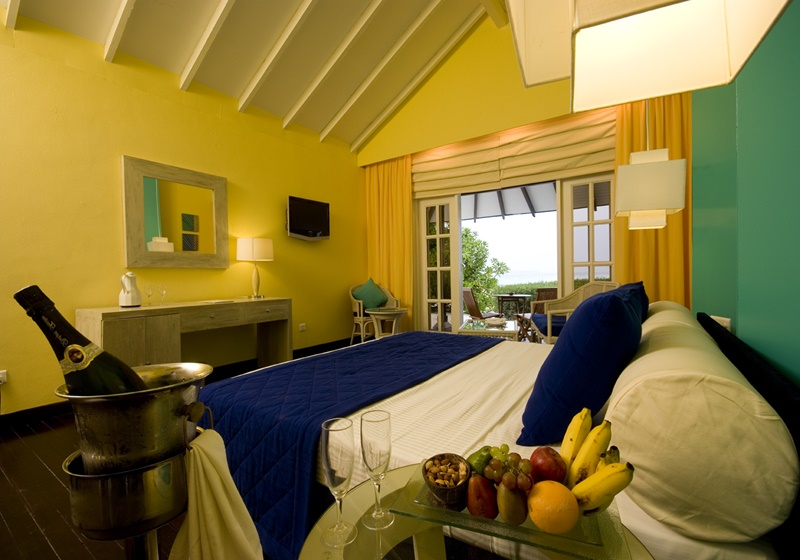 Yatak Odası, Adaaran Club Rannalhi Maldives