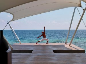Yoga, W Retreat, Maldivler
