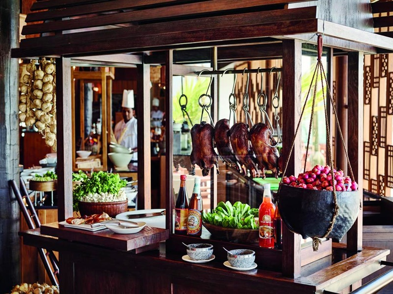 Zengin Mutfak, Lux Resort Maldivler